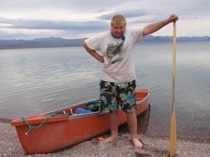 story Erotic canoe portage
