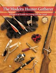 The Modern Hunter-Gatherer book cover.