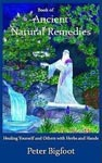 Ancient Natural Remedies book cover.