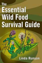 Essential Wild Food Survival Guide book cover.