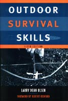 Outdoor Survival Skills book cover.