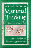 Field Guide to Mammal Tracking book cover.